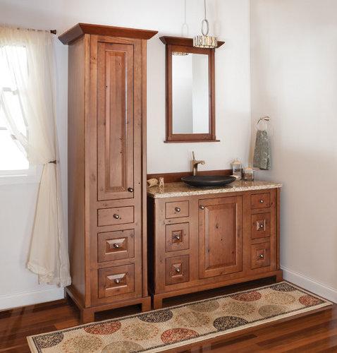 Wellborn Cabinet, Inc. Elegant Bath Collection