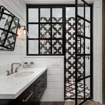 Elegant Bathrooms by Fratantoni Design