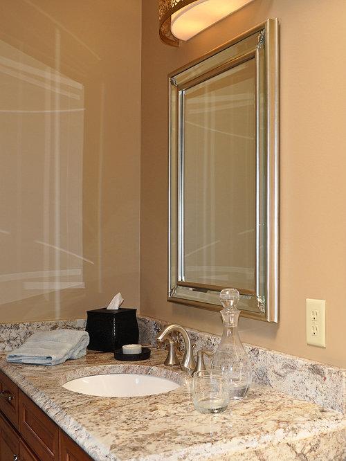Elegant Master Bathroom Beavercreek Oh