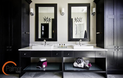What's Black and White and Chic? Your Home!