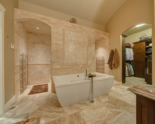 Best Walk Behind Shower Design Ideas Amp Remodel Pictures