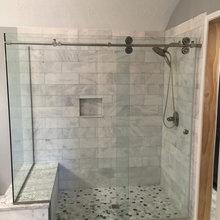 Tesuque Shower Floor
