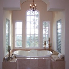 Mediterranean Bathroom by Inside-Out Designs