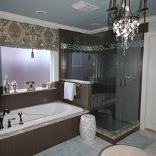 Traditional Bathroom by Luxurious Spaces by Leslie Sipes