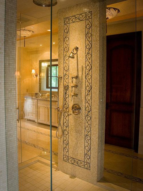 Elegant Master Bathrooms Home Design Ideas Pictures
