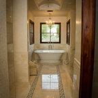 Valley Road - Contemporary - Bathroom - Atlanta - by Moon Bros Inc