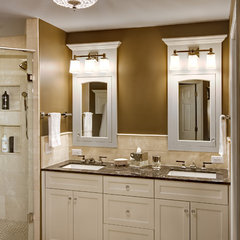 traditional bathroom by Sicora, Inc.