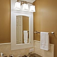 Traditional Bathroom by Sicora Design/Build
