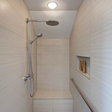 Modern Bathroom by Airoom Architects-Builders-Remodelers