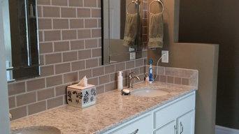 Elegant Modern Bathroom Suite
