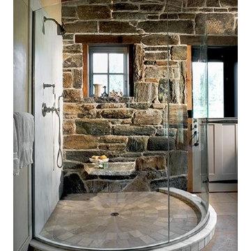 Elegant Repurposed New England Mill Frame Estate  -  Bridgewater, Vermont