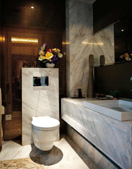 Modern Bathroom by ECO Creations