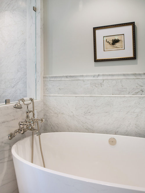 Chair Rail Tile Houzz
