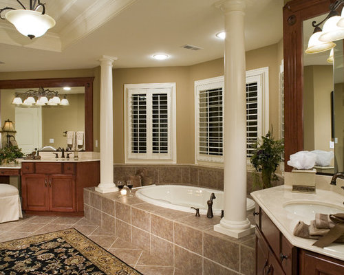 Bathroom columns home design ideas pictures remodel and - Bathroom designs for home ...