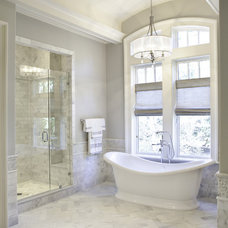 Traditional Bathroom by Carolina Kitchens of Charleston, Inc.
