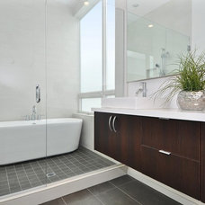 modern bathroom by Stephenson Design Collective