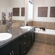 Traditional Bathroom by Sabal Homes