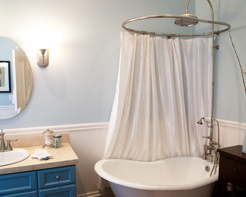 Clawfoot Tub Separate Shower Ideas Pictures Remodel And Decor