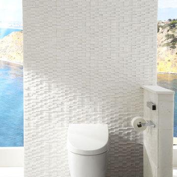 Elevations Bathroom by Laura Hardin