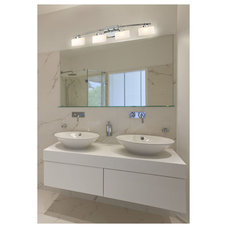 Contemporary Bathroom by Littman Bros Lighting