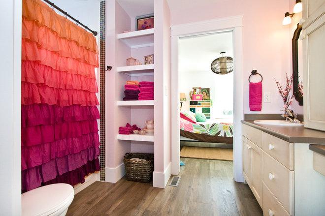 Модернизм Ванная комната by Starline Cabinets