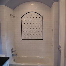Traditional Bathroom by Ellen Grasso & Sons, LLC