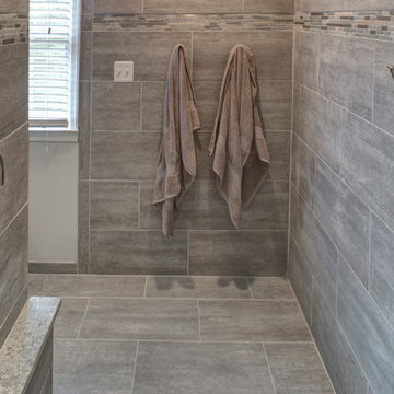 Ellicott City Master Bath 2014