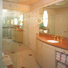 Contemporary Bathroom by Jerry Jacobs Design, Inc.