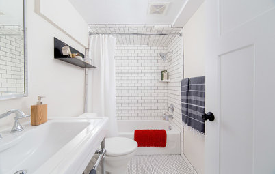 Simple Pleasure: A Clean, Dry Bathmat