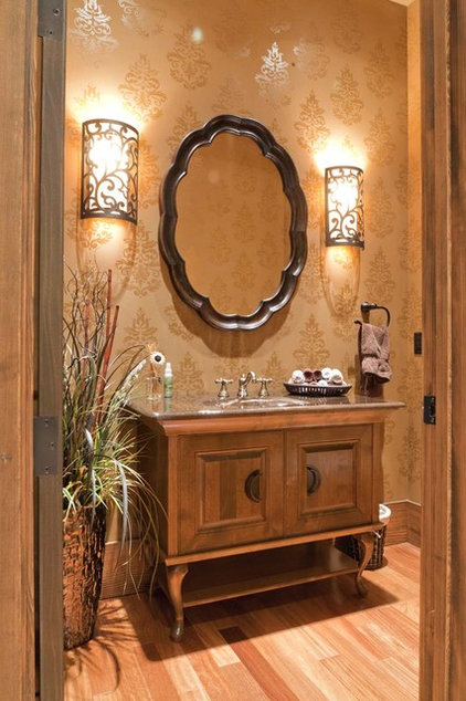 Traditional Bathroom by A Collaborative Design Group