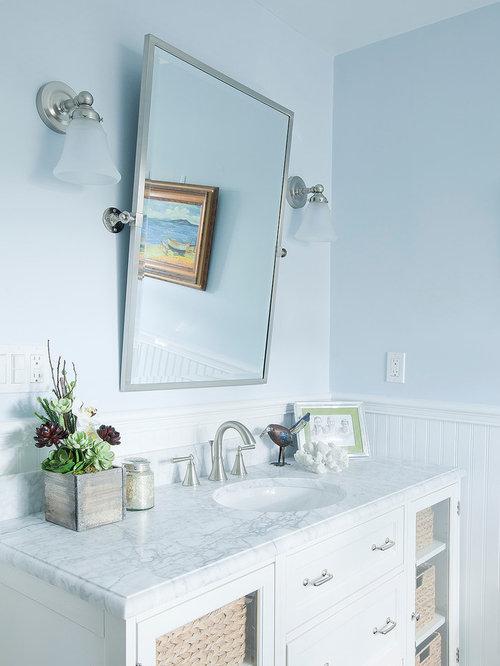 Pottery barn pillow bathroom design ideas renovations for Bathroom decor pottery barn