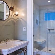Contemporary Bathroom by Levitch Associates, Inc