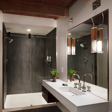 Contemporary Bathroom by neely architecture