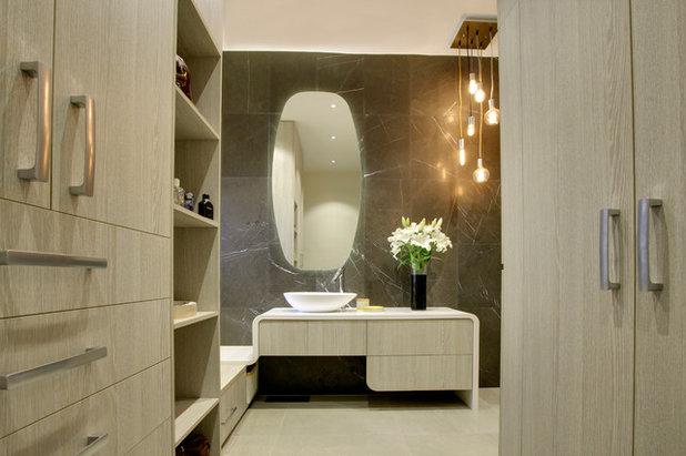 Fabulous Contemporary Bathroom by smarterBATHROOMS