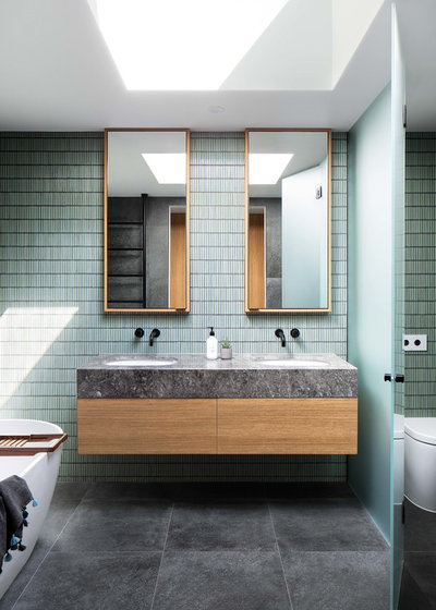 Contemporary Bathroom by GIA Bathrooms & Kitchens