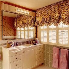 Eclectic Bathroom by Delier & Delier