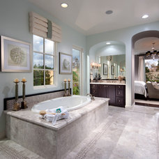 Traditional Bathroom by Possibilities for Design Inc.