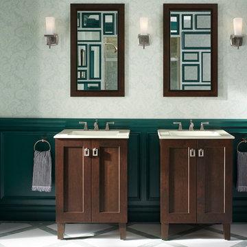 Emerald Daydream Bathroom