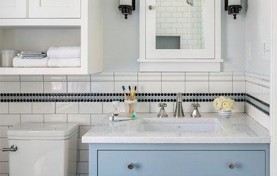 7 Inspiring Small Bathrooms