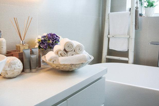 浴室 by Arete Culture