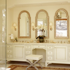 Traditional Bathroom by Tucker & Marks