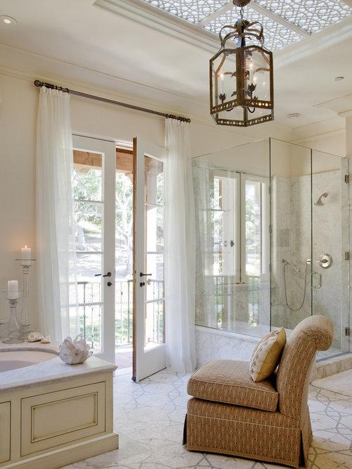 French Door To Bathroom Houzz