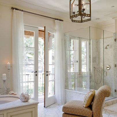 Narrow Bathroom Vanities on Interior Design By Tucker   Marks  Http   Www Tuckerandmarks Com