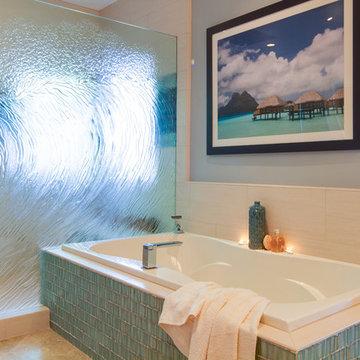 Encinitas, California Bathroom Remodel