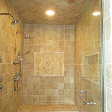 Contemporary Bathroom by Addition Building & Design, Inc.