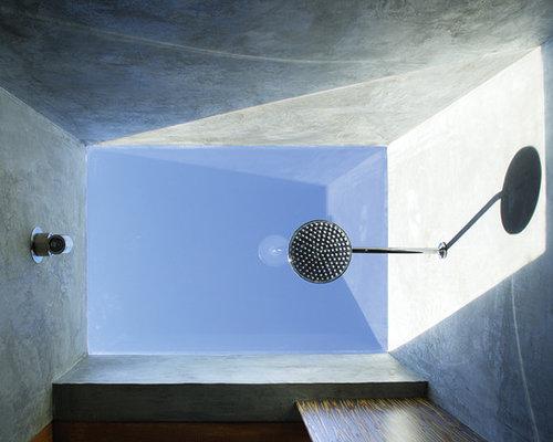 Over Shower Skylight