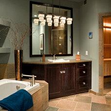 Contemporary Bathroom by Mingle