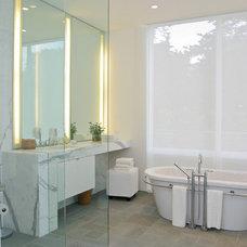 Contemporary Bathroom by Engerman Companies