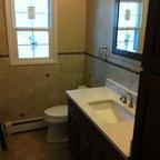 Traditional Country Bathroom - Traditional - Bathroom - Portland - by Kirstin Havnaer ...