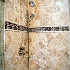 Traditional Bathroom by Steven Corley Randel, Architect